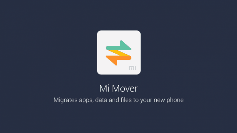 How to transfer data using Mi Mover