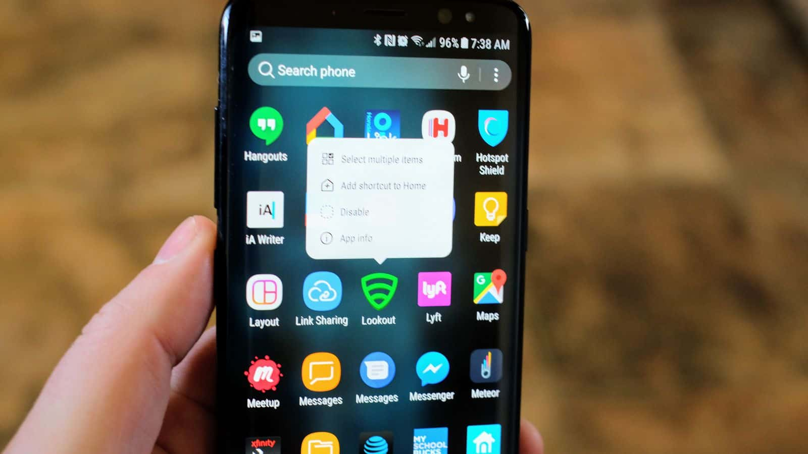 How to Disable All Bloatware on Galaxy S8 and S8+